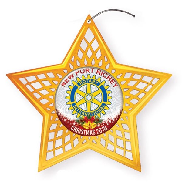 Main Product Image for Express Star Holiday Ornament