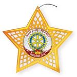 Express Star Holiday Ornament -